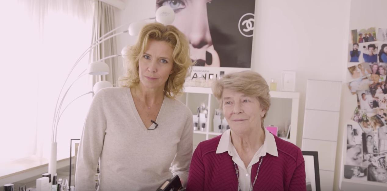 Réaliser un joli maquillage après 75ans